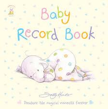 baby record book humphrey s baby record book waterstones