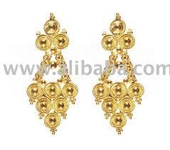 gold ear ring gold ear ring buy ear ring product on alibaba
