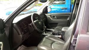 mazda tribute 05 05 mazda tribute 126k miles all power v6 alloy wheels 2950
