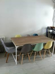 Best 20 Farmhouse Table Ideas by Innovative Eames Bistro Table Farmhouse Table Style Theories