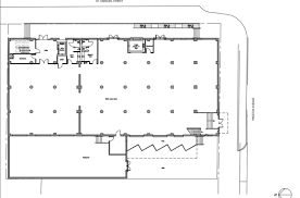 Retail Space Floor Plan Cheek Neal Coffee Building To Be Restored Page 3 The East End
