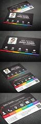 Online Business Card Maker Free Printable 23 Best Business Cards With Social Media Contact Information