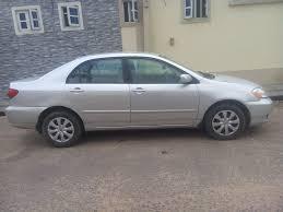 lexus rx 350 tokunbo price in nigeria unbeatable price tokunbo 2007 toyota corolla le 1 450m