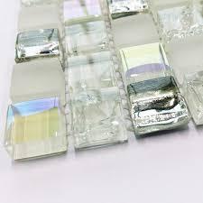 glass tile sample ice white iridescent aqua glass tile kitchen glass tile sample ice white iridescent aqua glass tile kitchen backsplash bathroom wall deco mosaics sample 4 x4 on aliexpress com alibaba group