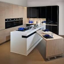 table coulissante cuisine meuble de cuisine avec table coulissante cuisine idées de