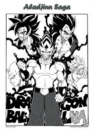 dragon ball fan manga best fan made dragon ball series anime amino