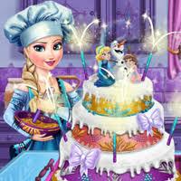 Wedding Cake Games Elsa U0027s Wedding Cake Best Free Online Game For Kids On Gameomg Me