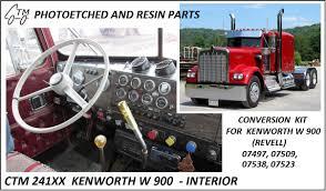 kenworth w900 model czech truck model