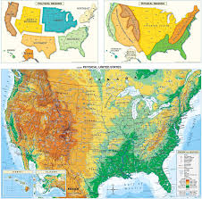 Images Of The United States Map by Usa Physical Map Us Physical Map America Physical Map Physical