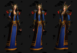 transmog time fashion fusion growing up in azeroth