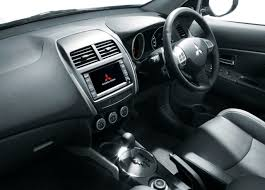 mitsubishi fto interior mitsubishi asx review and photos