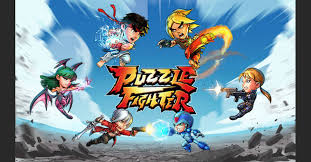 capcom apk puzzle fighter by capcom apk mod v2 1 for