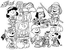 free pumpkin coloring pages pumpkin charlie brown