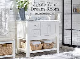 bathroom design ideas inspiration pottery barn