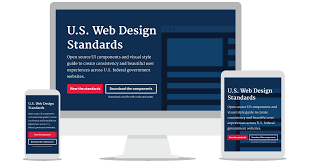 18f digital service delivery introducing the u s web design
