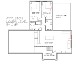 Floor Plans For 1500 Sq Ft Homes 1500 Sq Ft House Floor Plans Modern Split Level 3 Bedroom Design