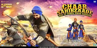 new poster of chaar sahibzaade rise of banda singh bahadur