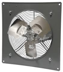 reversible wall exhaust fans wall mount panel type exhaust fan 10 inch 2 speed 690 cfm direct