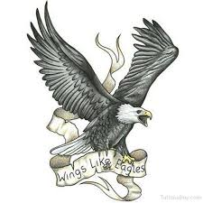 eagle tattoos tattoo designs tattoo pictures page 3