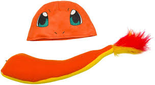 Charizard Pokemon Halloween Costume Amazon Rubie U0027s Costume Pokemon Charmander Child Costume Kit