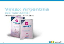 vimax marzo 2013