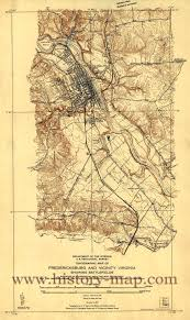 Gettysburg Map Gettysburg Battle Map