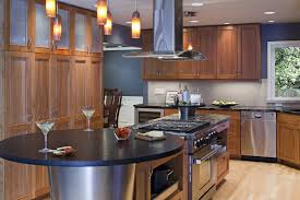 kitchen island range interior design