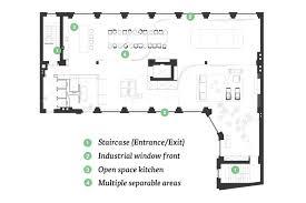 Floor Plan Of Friends Apartment Friends Space Berlin U2014 Freunde Von Freunden
