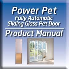 Automatic Patio Door Opener Automatic Door Opener Dogs World
