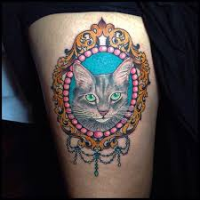 more cat tattoos check out the work of these 3 artists catster