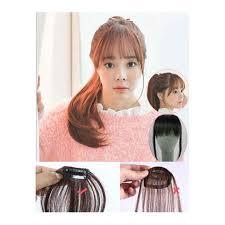 hair clip poni hair clip poni korean style tipis extension import kesehatan