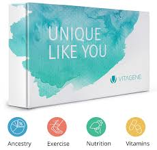 amazon com vitagene dna test kit health ancestry personal