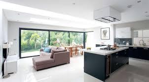 open plan bungalow floor plans 29 semi detached extension floor plans gartoo semi d house design