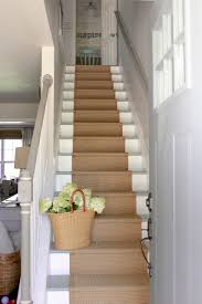 How To Clean A Sisal Rug How To Install A Kid Friendly Stair Runner Our Storied Home