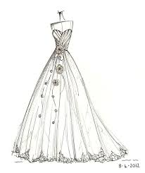 10 best dress sketches images on pinterest fashion illustrations