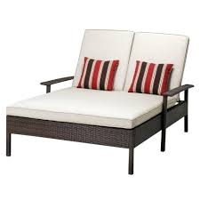 Costco Outdoor Furniture Replacement Cushions by Chaise Lounge Double Chaise Lounge Patio Patio Double Chaise