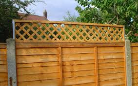 Fence Panels With Trellis 30 Off Postfix Trellis Fence Height Extension Arms Pair Www