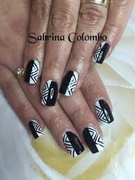 best 25 black white nails ideas on pinterest fun nails dot
