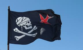 Picture Of A Pirate Flag Beaufort Pirate Adventure