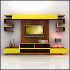 decor modern living room decoration with modern wall units living