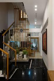 infill lot modern zen house design with floor plan best long narrow kitchen