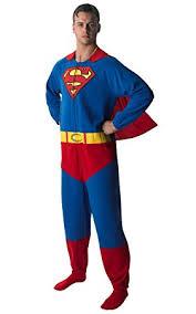 Superman Halloween Costumes Adults Rubie U0027s Official Superman Onesie Costume Small Amazon