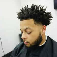 dreaded hightop fade men u0027s textured hairstyles pinterest