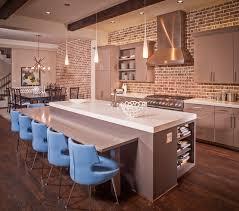 brick kitchen ideas exposed brick kitchen best 25 exposed brick kitchen ideas on