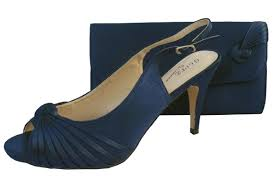 wedding shoes and bags navy wedding shoes and matching bag