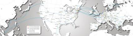 Norwegian Air Route Map by Locations For Data Center Enterprises Dce In Norway