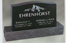 granite headstones pictures of black granite headstones for sale with prices