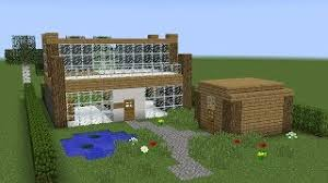 minecraft how to build a modern house 14 yt channel embed