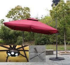 Big Patio Umbrellas by List Manufacturers Of Aluminium Umbrella 4 M Buy Aluminium