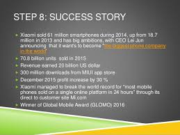 7 Steps And 70 Hours by Blue Ocean Strategy Case Study Of Xiaomi